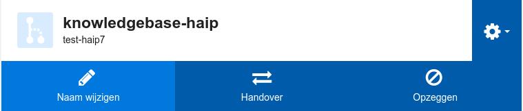 Verander de naam van jouw HA-IP
